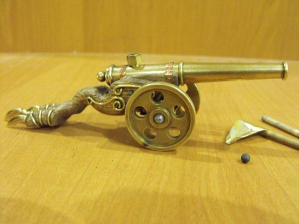 Пушка Агата. (Фото 21)