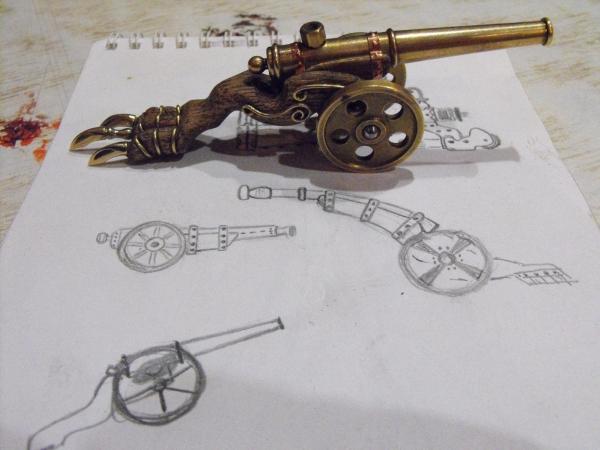 Пушка Агата. (Фото 20)