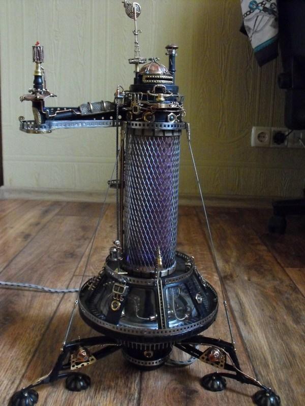 Прилетная башня.(завершение) (Фото 74)