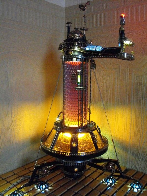 Прилетная башня.(завершение) (Фото 76)