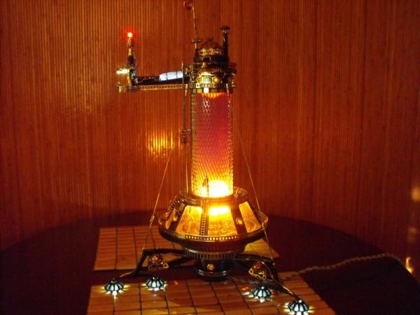 Прилетная башня.(завершение) (Фото 66)