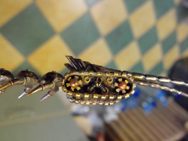 Сколопендра это не только 42 ноги.... (Фото 27)