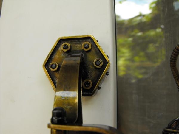 Термометр наружный или первый шаг к созданию домашнего гидрометеорологического центра. (Фото 28)