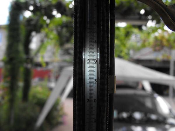 Термометр наружный или первый шаг к созданию домашнего гидрометеорологического центра. (Фото 57)