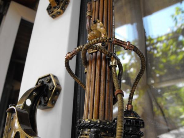 Термометр наружный или первый шаг к созданию домашнего гидрометеорологического центра. (Фото 55)