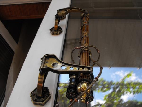 Термометр наружный или первый шаг к созданию домашнего гидрометеорологического центра. (Фото 54)
