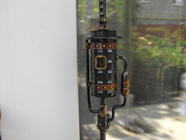 Термометр наружный или первый шаг к созданию домашнего гидрометеорологического центра. (Фото 51)