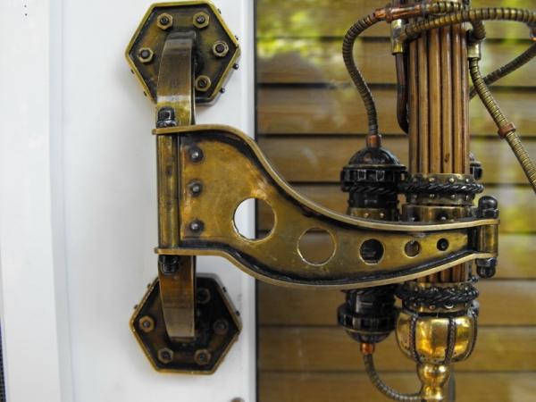 Термометр наружный или первый шаг к созданию домашнего гидрометеорологического центра. (Фото 40)