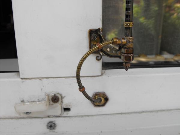 Термометр наружный или первый шаг к созданию домашнего гидрометеорологического центра. (Фото 49)