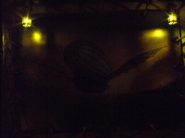 Рама для картины - портал в мир стимпанка. (Фото 66)
