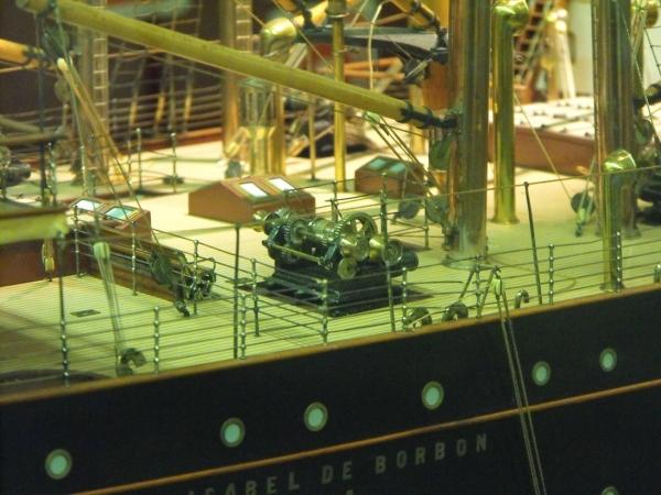 Морской музей в Барселоне.
