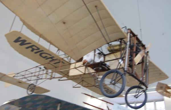 Deutsches Museum , история воздухоплавания. (Фото 12)