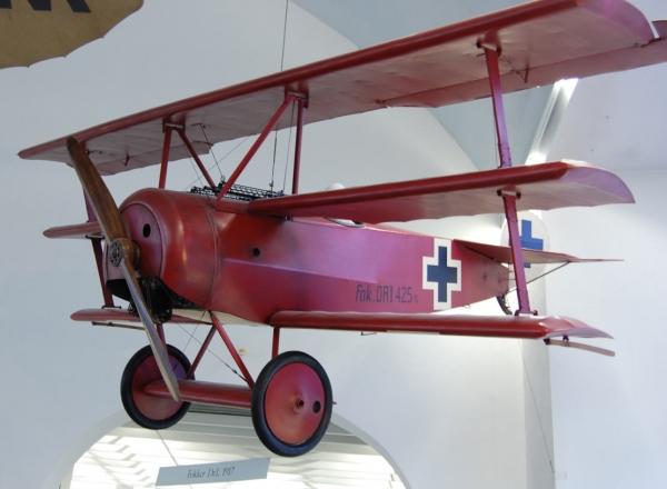 Deutsches Museum , история воздухоплавания. (Фото 10)