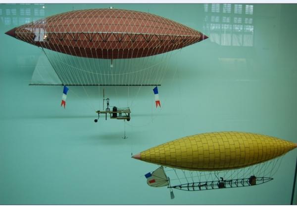 Deutsches Museum , история воздухоплавания. (Фото 8)