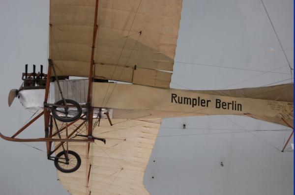 Deutsches Museum , история воздухоплавания. (Фото 11)