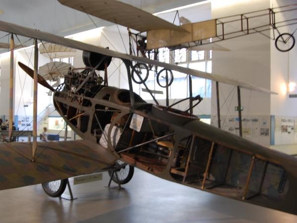 Deutsches Museum , история воздухоплавания. (Фото 13)
