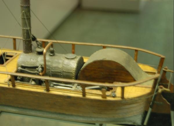 Deutsches Museum, морской раздел. (Фото 16)