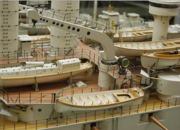 Deutsches Museum, морской раздел. (Фото 25)