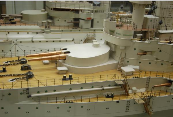 Deutsches Museum, морской раздел. (Фото 24)