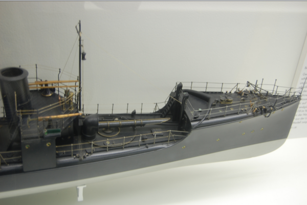 Deutsches Museum, морской раздел. (Фото 26)