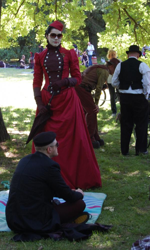 Викторианский пикник (Фото 14)