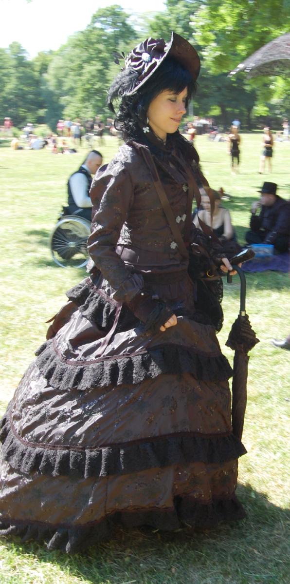 Викторианский пикник (Фото 31)