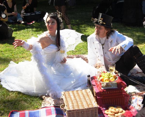Викторианский пикник (Фото 10)