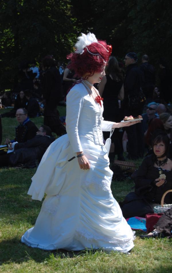 Викторианский пикник (Фото 36)