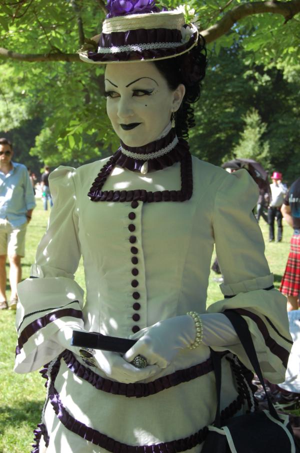 Викторианский пикник (Фото 29)