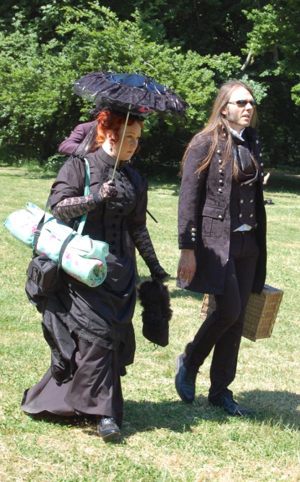 Викторианский пикник (Фото 3)