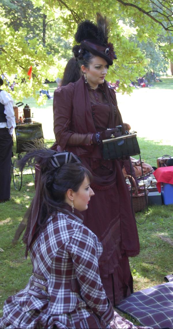 Викторианский пикник (Фото 23)