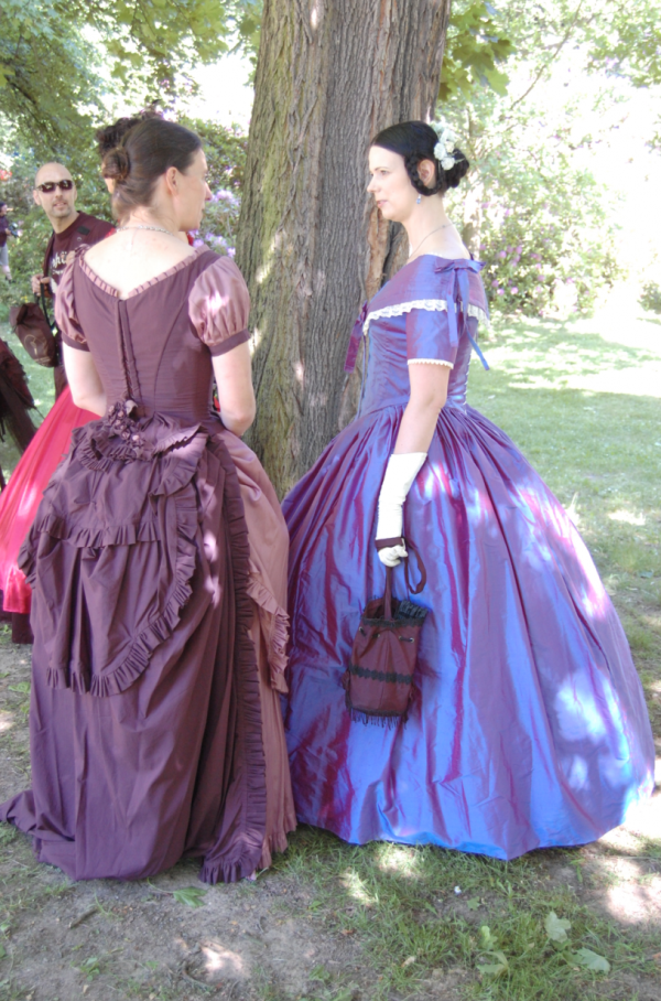 Викторианский пикник (Фото 34)