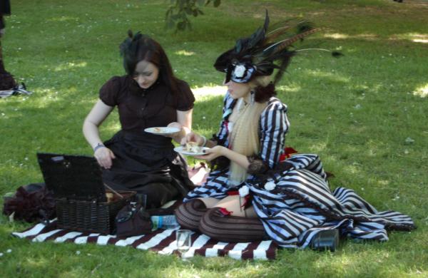 Викторианский пикник (Фото 17)