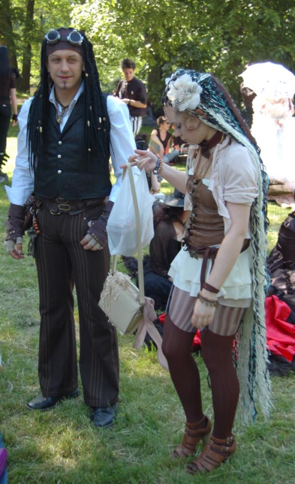 Викторианский пикник (Фото 37)