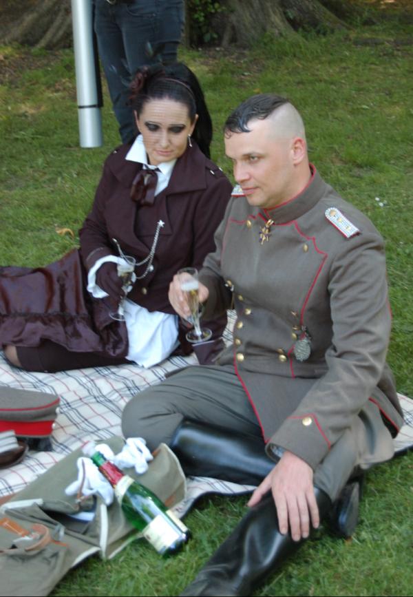 Викторианский пикник (Фото 6)