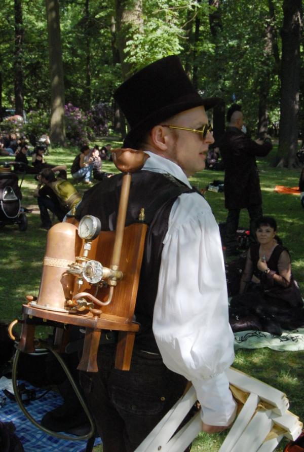 Викторианский пикник (Фото 21)