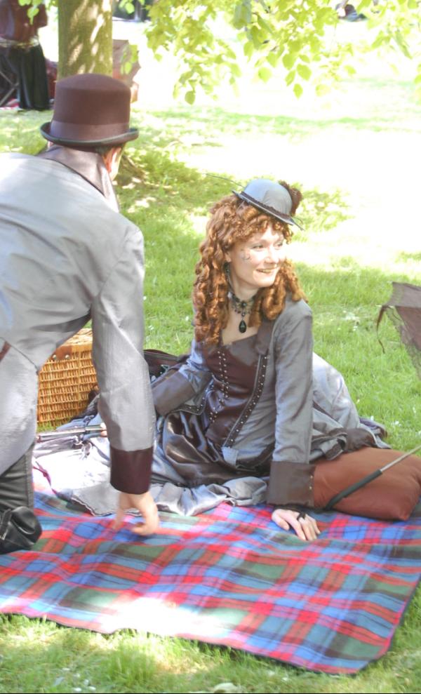 Викторианский пикник (Фото 22)