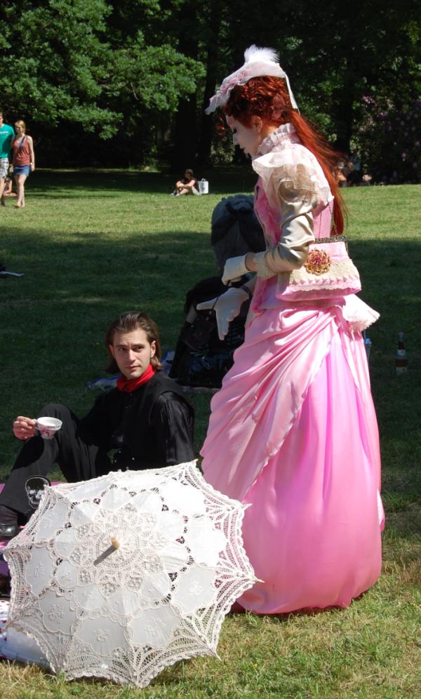 Викторианский пикник (Фото 32)
