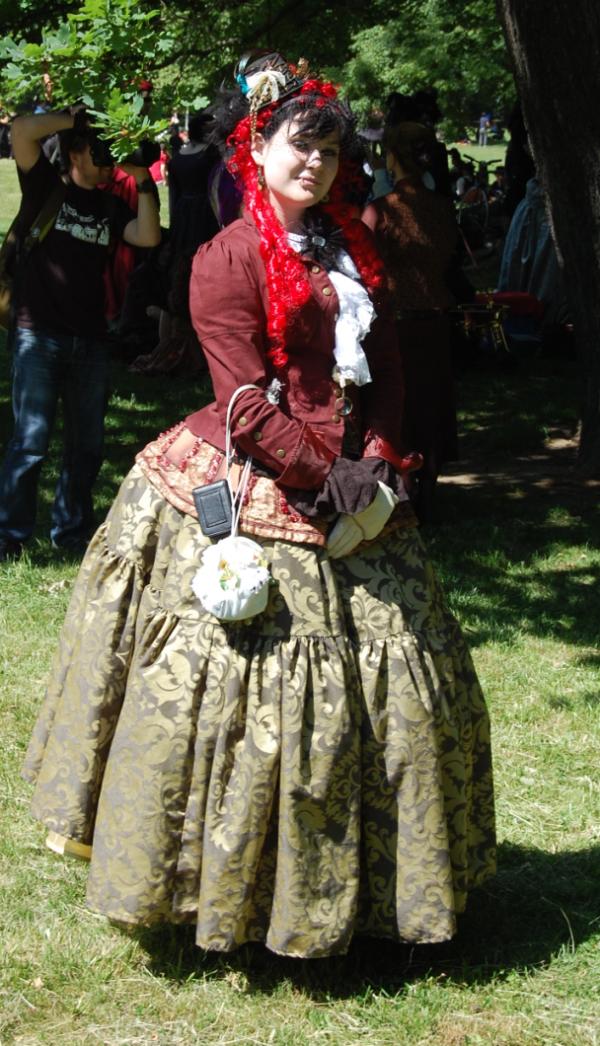 Викторианский пикник (Фото 27)