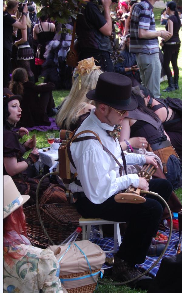 Стимпанк пикник (Фото 13)