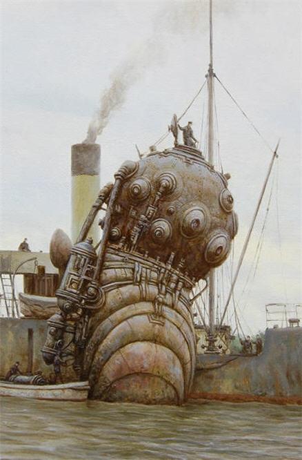 Подводный солдат (Фото 2)