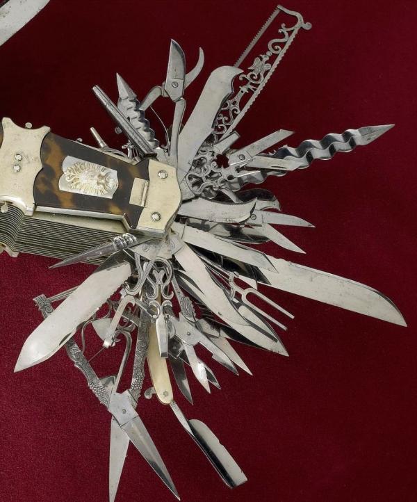 Нож из коллекции Смитсоновского института (Фото 3)