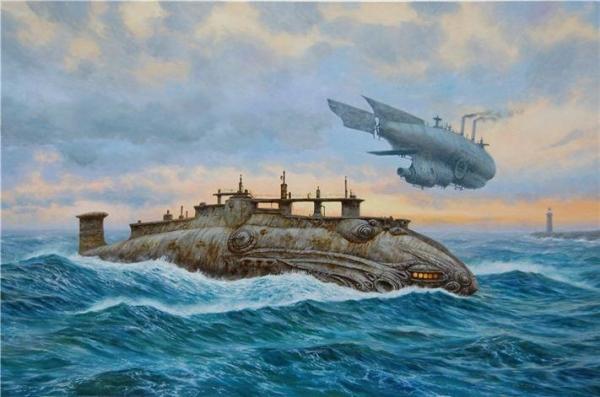 Морской стимпанк (Фото 3)