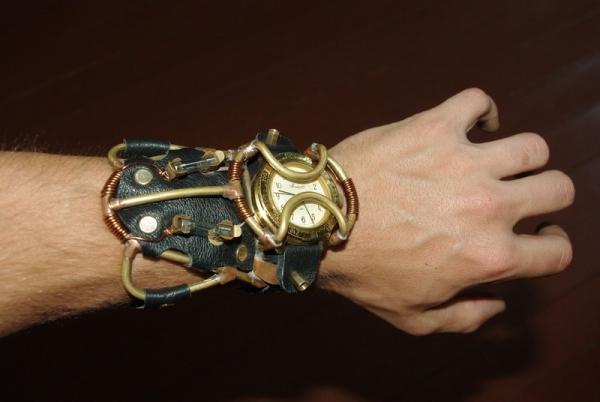 Часы Хронопанк. (Фото 4)