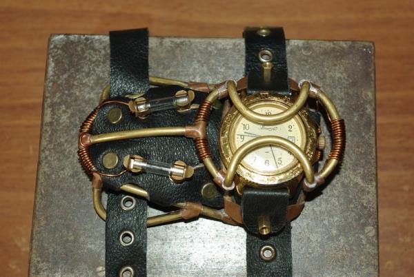 Часы Хронопанк. (Фото 3)