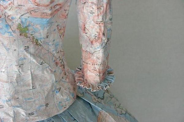 Платья из карт викторианской эпохи Сьюзан Стоквелл (Фото 7)