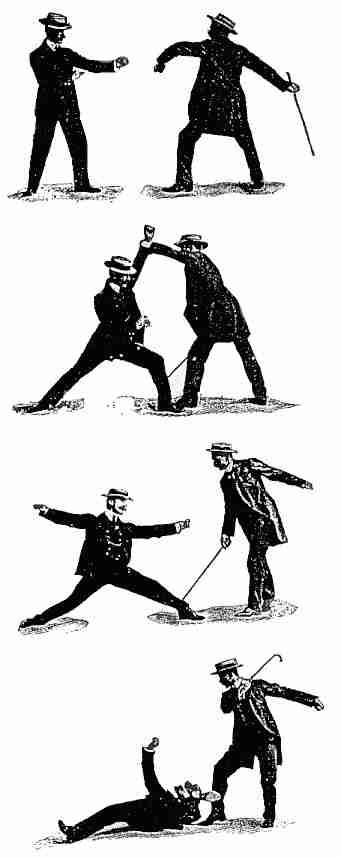 Баритсу – секретное оружие Шерлока Холмса (Фото 5)