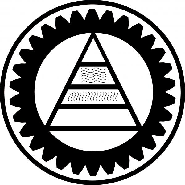 Стимпанк-эмблема