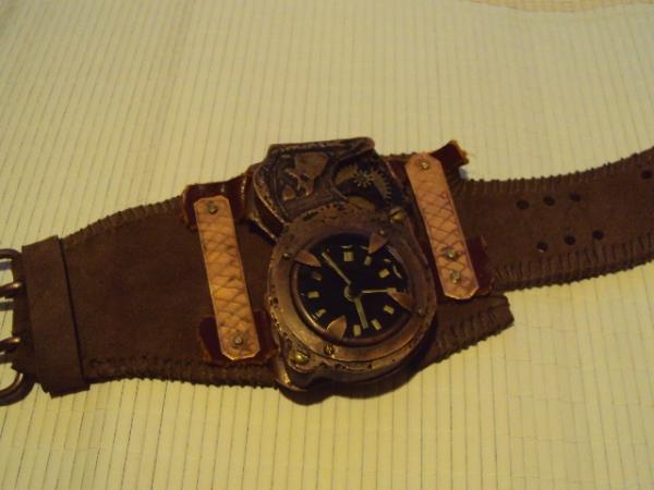 Часы палемени майя.