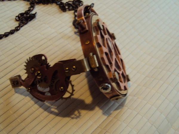 Часы карманные Капитан Немо (Фото 9)